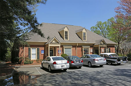 Interventional Pain Physician office of the Georgia Pain & Spine Institute in Decatur, Georgia
