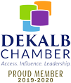 logo for Dekalb Chamber